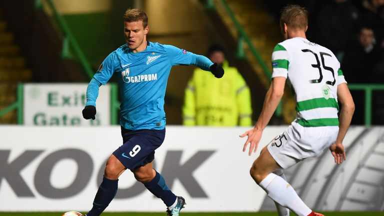 Russian Duo Aleksandr Kokorin And Pavel Mamaev Held In Jail On Hooliganism Charges Football News Sky Sports