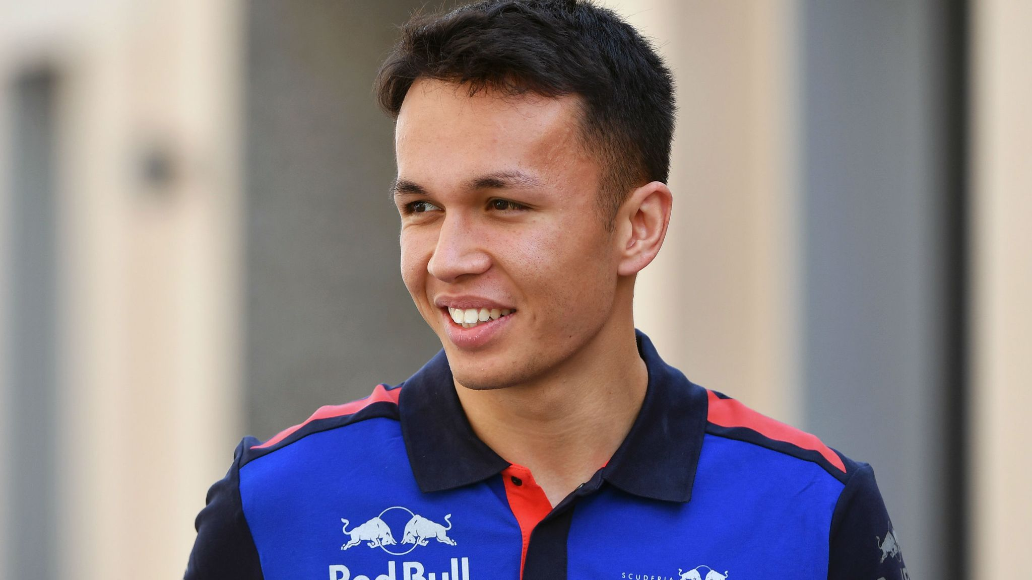 Image result for Alexander Albon