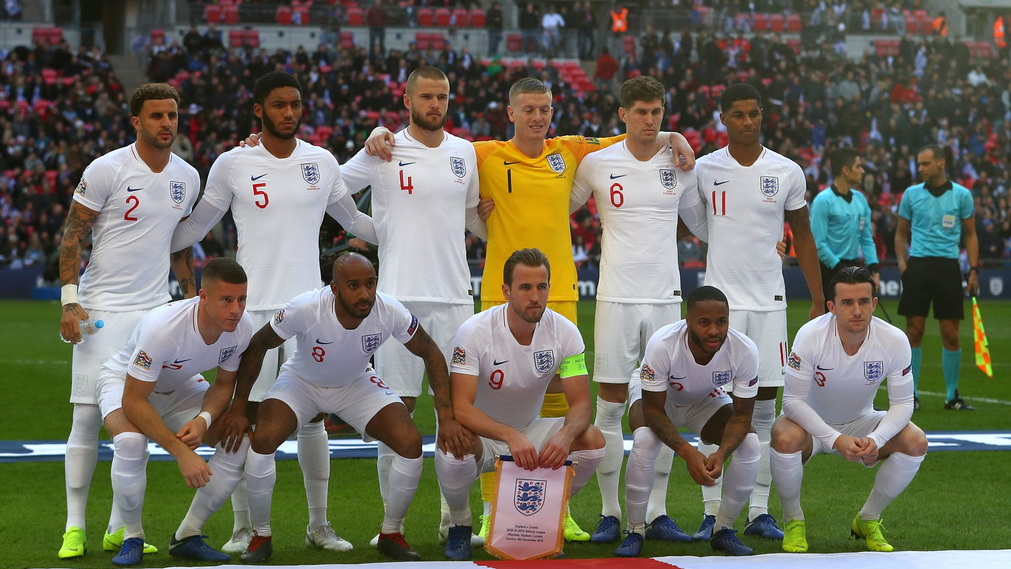 England S Euro 2020 Qualifier Dates Football News Sky Sports
