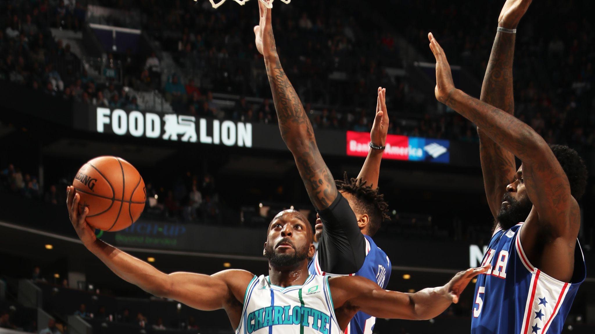 Kemba Walker scores career-high 60 points but Charlotte Hornets lose