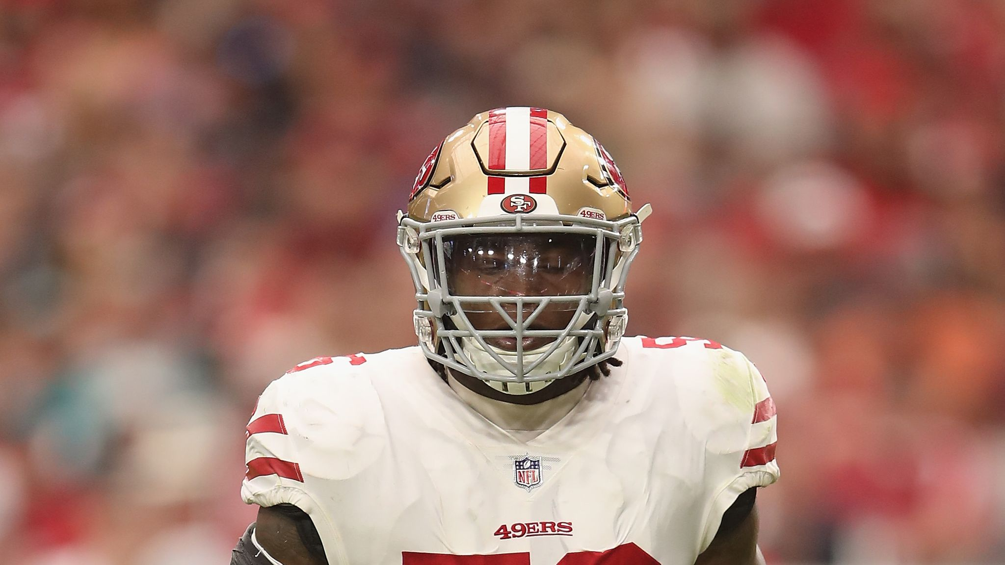 Reuben Foster's domestic violence charges dropped | NFL News