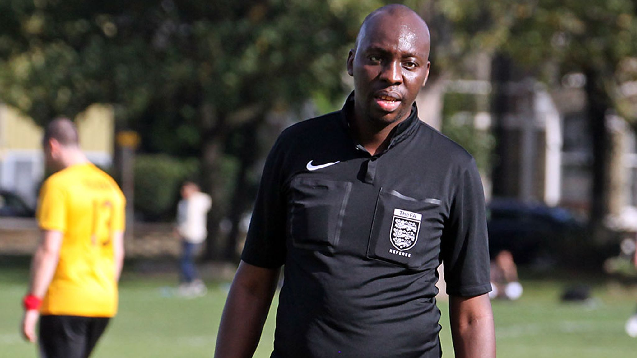 CONIFA referee seeks asylum after being publicly outed in Zimbabwe