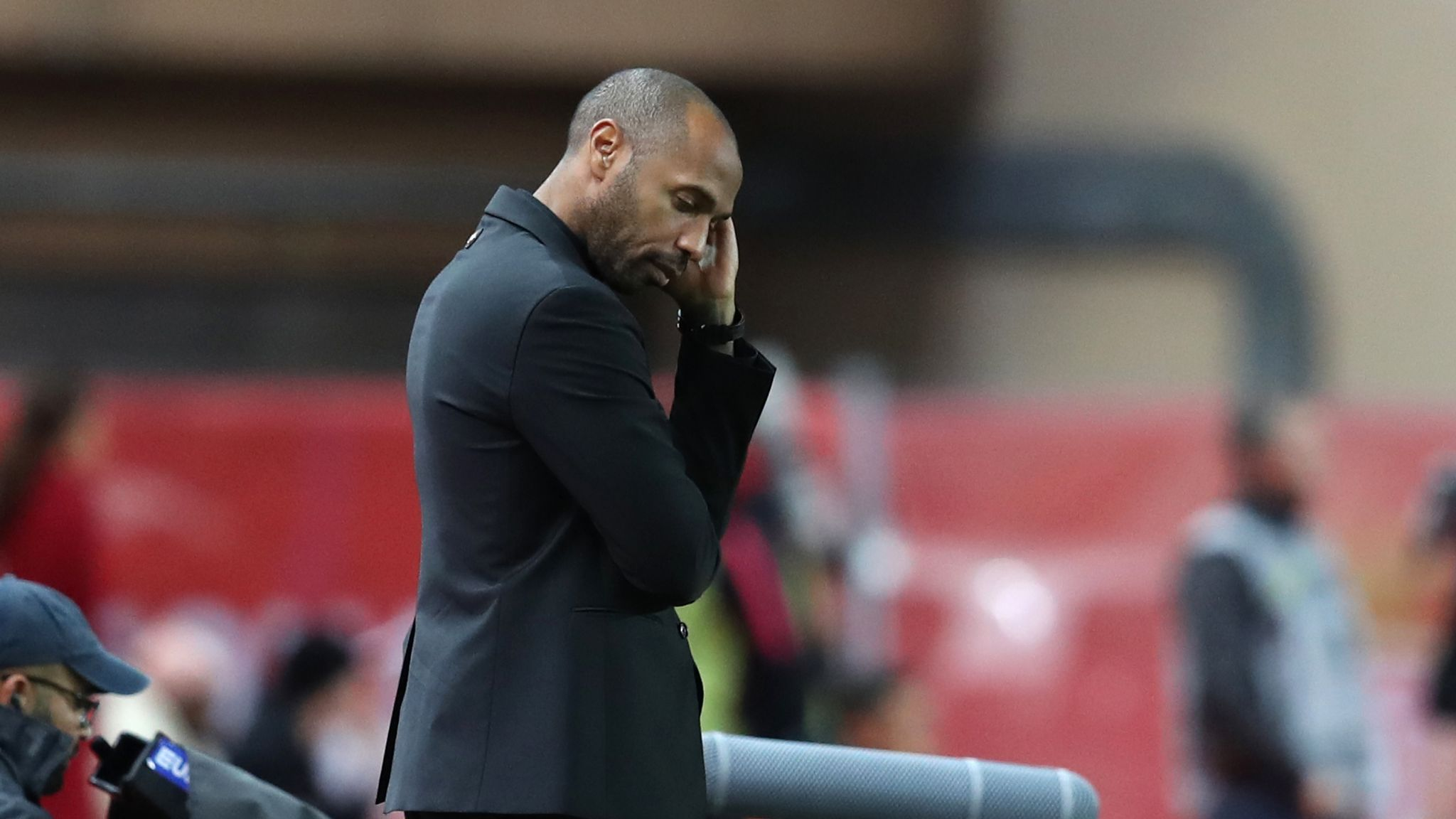 Thierry Henry: Montreal Impact boss says he learned from Monaco failure