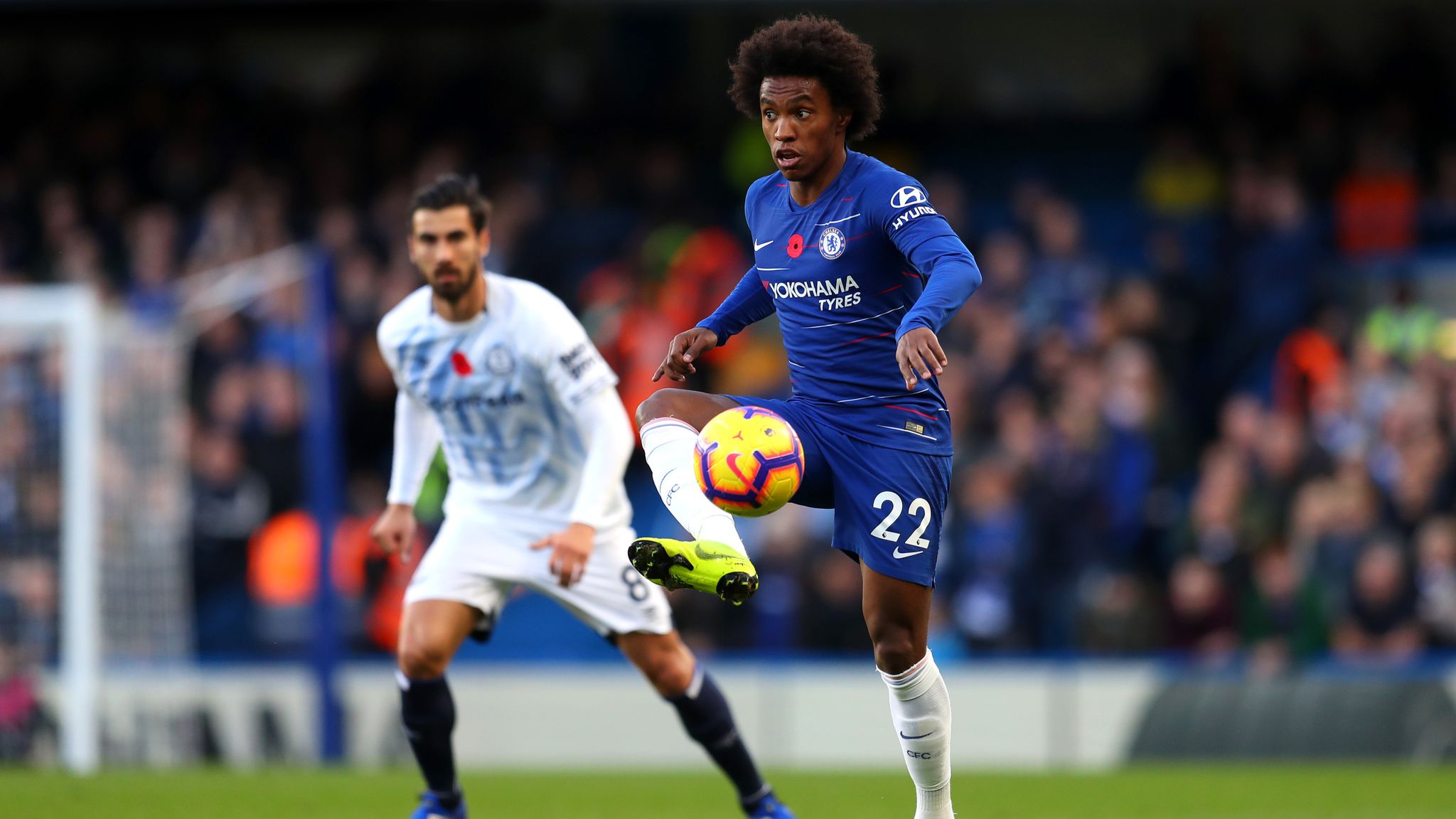 Image result for willian Chelsea