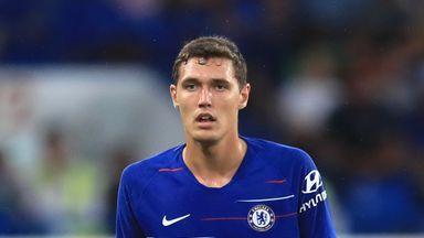 fifa live scores -                               European papers: Barca want Christensen