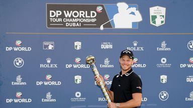 Danny Willett earned a two-shot win in Dubai
