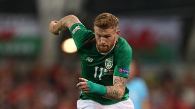 fifa live scores -                               O'Neill: McClean will play some part