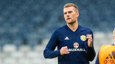 fifa live scores -                               Devlin forced out of Scotland squad