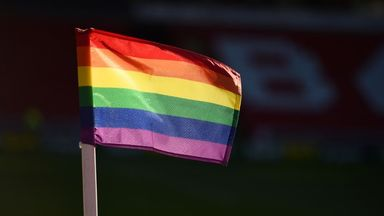 fifa live scores -                               PL/EFL clubs to support Rainbow Laces