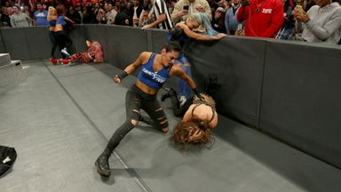 Will there be a Raw response to the heavy beating the SmackDown crew gave them last night?
