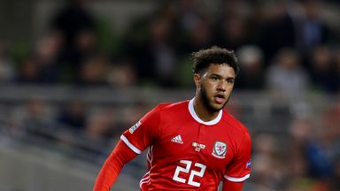 Roberts made his Wales debut in September's Nations League victory over Republic of Ireland