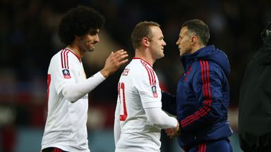 fifa live scores - Ryan Giggs backs Wayne Rooney England return