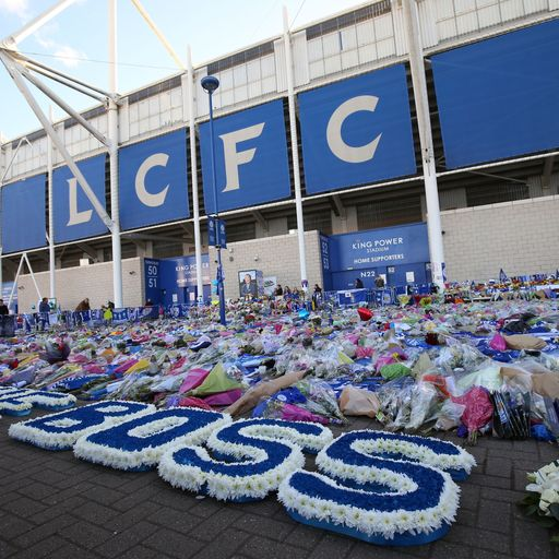 Leicester confirms plans for Saturday