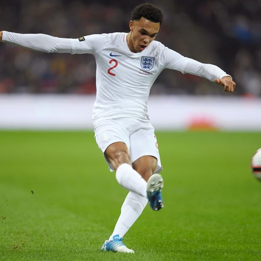 Alexander-Arnold out of England squad
