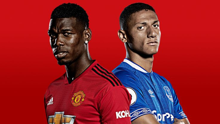 Paul Pogba and Richarlison are included