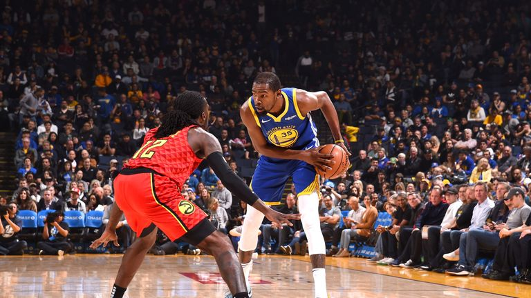6be52e49f2ea Doubts raised over Kevin Durant s Golden State Warriors future