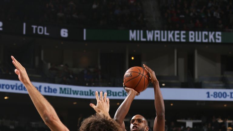 Khris Middleton underrated but ideal partner for Giannis Antetokounmpo, says Ronny Turiaf | NBA News |
