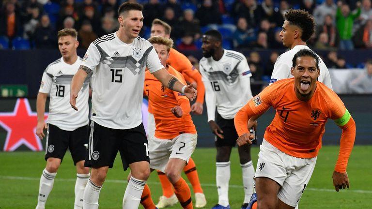Germany 2 2 Netherlands Match Report Highlights