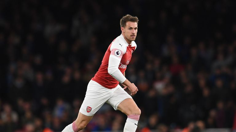 Ramsey will leave Arsenal at the end of the season