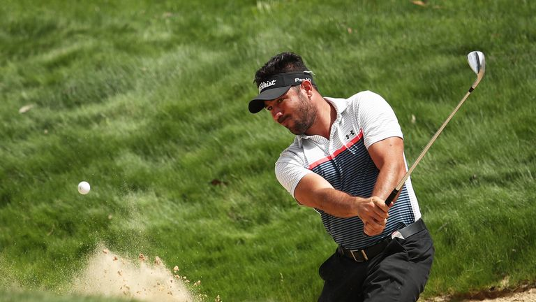 Australian Open: Uber driver Adam Stephens two off early lead