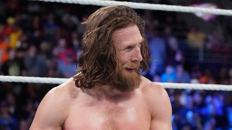 Daniel Bryan is back at the top of the WWE mountain after beating AJ Styles for his title this week