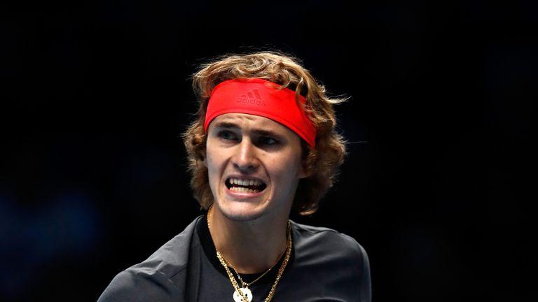 He's an honest guy - Djokovic defends Zverev after Finals controversy