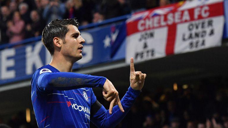 ĐH tiêu biểu vòng 11 Ngoại hạng Anh: Lần đầu cho Morata