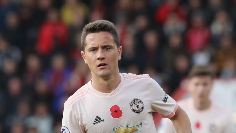 Ander Herrera had a game-changing role for Manchester United