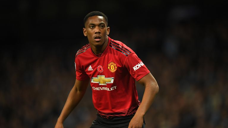 Anthony Martial has failed to agree a new Manchester United contract after recent talks