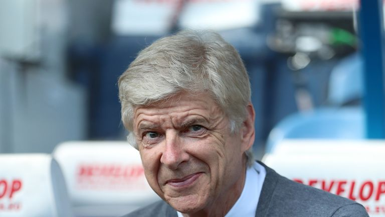 Arsene Wenger left Arsenal in May following 22 years at the club