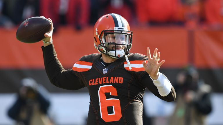 Cleveland Browns dreaming of playoffs after turnaround  4d673902d