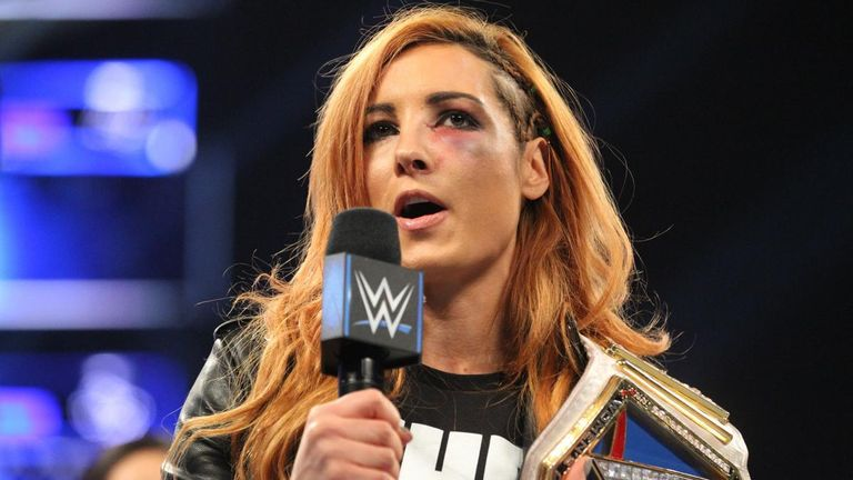 Image result for Becky Lynch Out Of Survivor Series