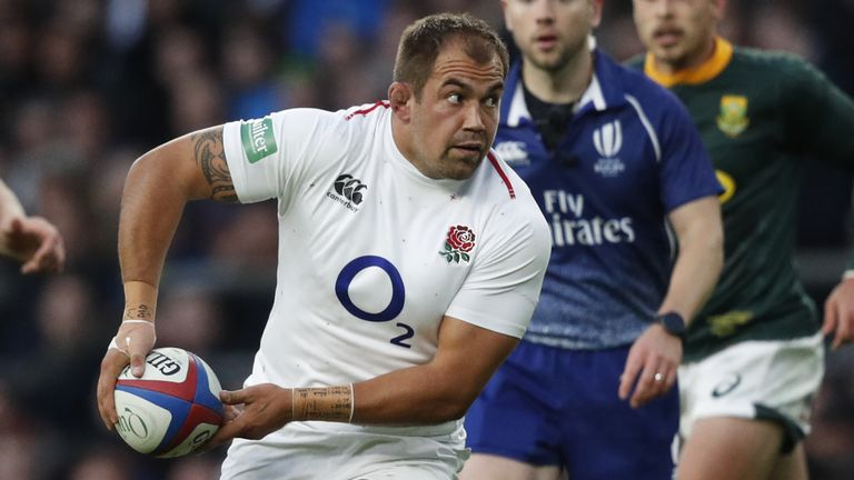 Moon earned international honours with England in 2018