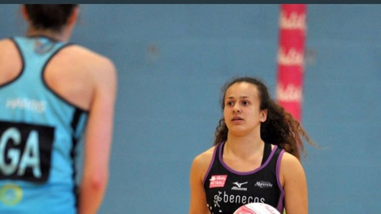 Beth Ecuyer-Dale has re-signed with Mavericks for 2019 after her debut season with the senior side last year