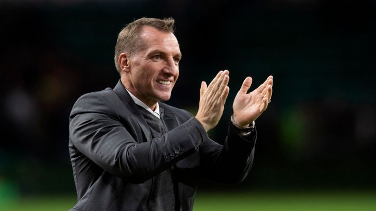 Brendan Rodgers' side host Leipzig
