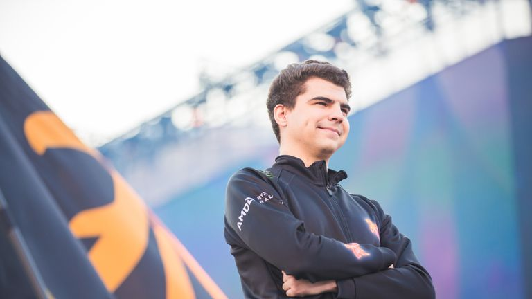 Bwipo reaching the League of Legends World Championship final (Picture Courtesy of Lol Esports)