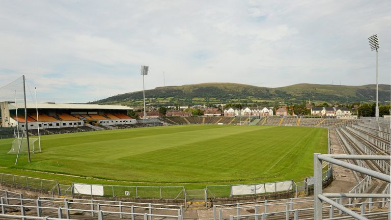 The GAA are hoping to use a redeveloped Casement Park as a launchpad for Gaelic games to be further integrated in Belfast
