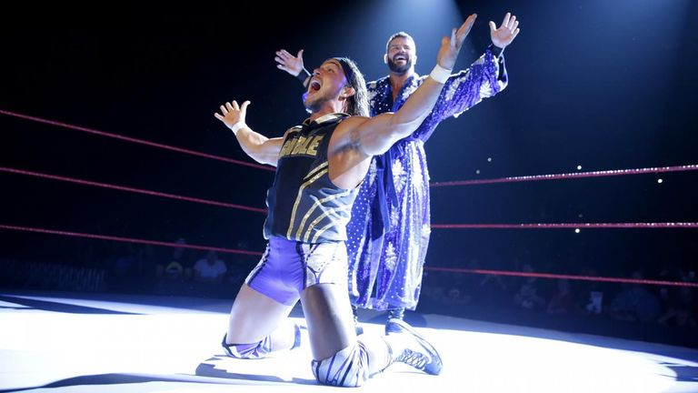 Bobby Roode and Chad Gable have established themselves as one of the top tag teams in WWE