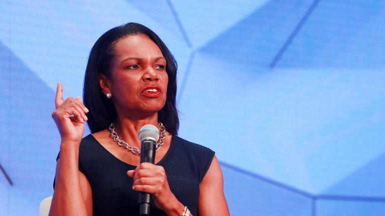 GM: Browns not talking to Condoleezza Rice as head coach