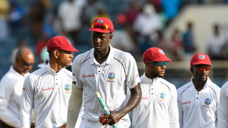 The Windies side have struggled in Test cricket in recent years