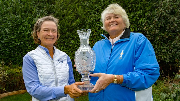 Dame Laura Davies will be assistant captain to Catriona Matthew for next year's Solheim Cup at Gleneagles