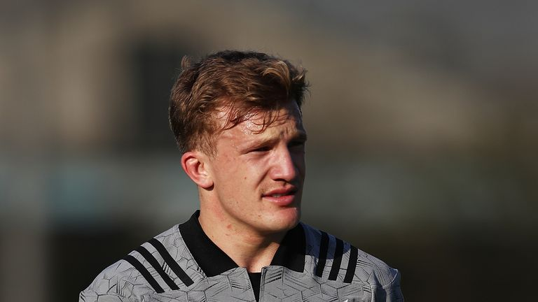 Damian McKenzie will start at full-back, with Steve Hansen keen for him to work in tandem with fly-half Beauden Barrett