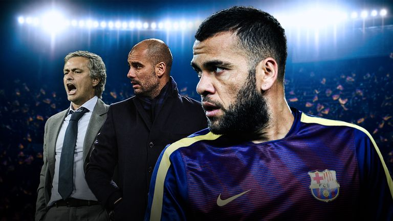 Dani Alves has enjoyed huge success throughout his career
