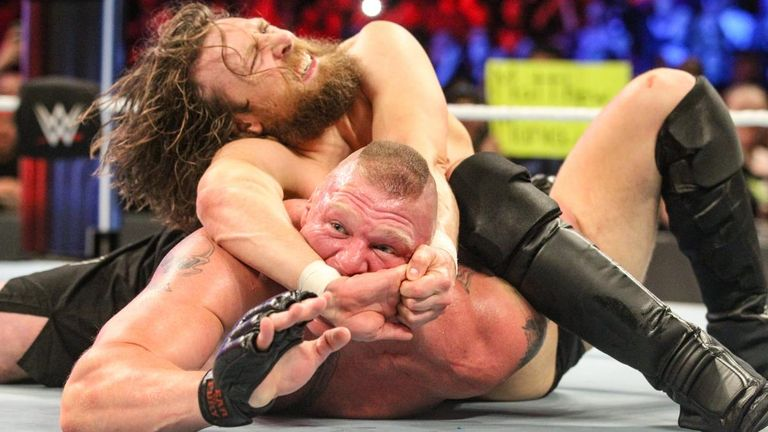 Daniel Bryan overcame a major obstacle in his Survivor Series match against Brock Lesnar