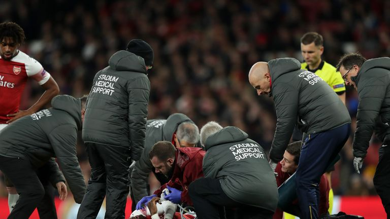 Player ratings - Get well soon Danny Welbeck