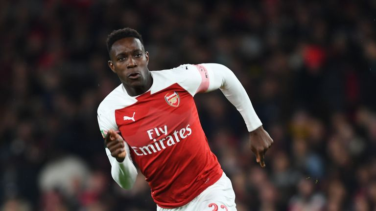 Danny Welbeck is set to miss the rest of the season