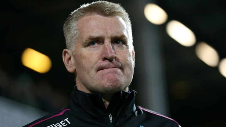 Smith was in charge at Griffin Park for three years