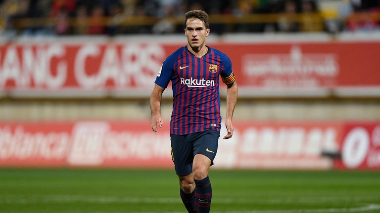 Will Denis Suarez complete a move to Arsenal?