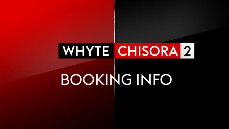 Whyte v Chisora 2