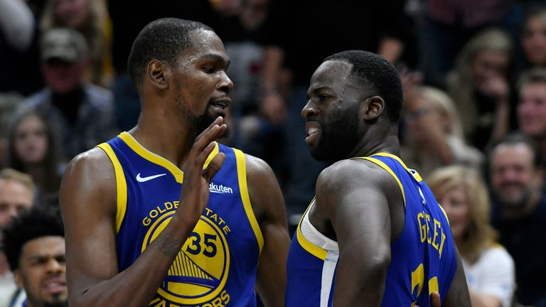 Doubts raised over Kevin Durant's Golden State Warriors future | NBA News |